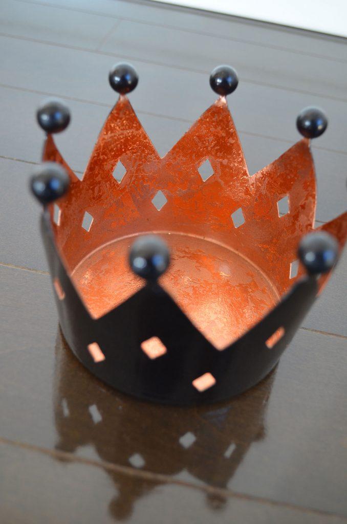 王冠トレー