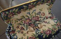 GHL ゴブラン織りバッグ ビンテージ