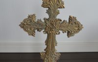 ハルモニアの十字架(大) アンティーク風