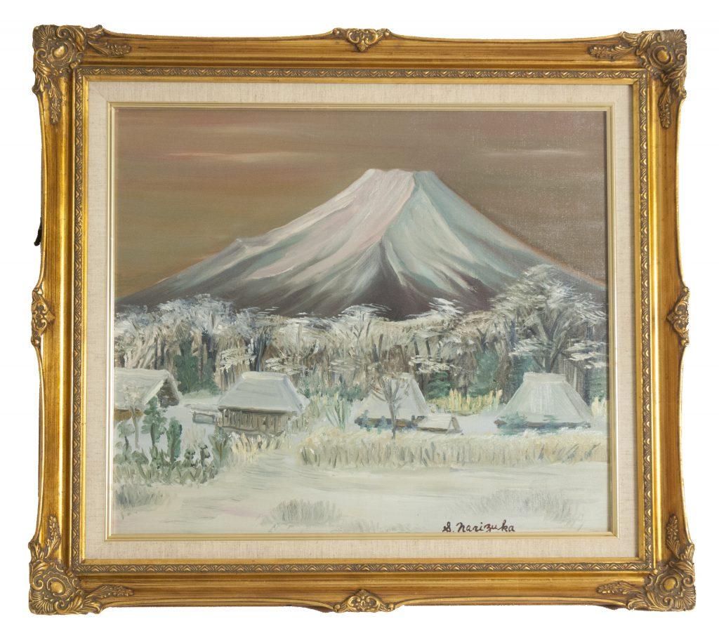 K-00046 「富士山」 S.narizuka