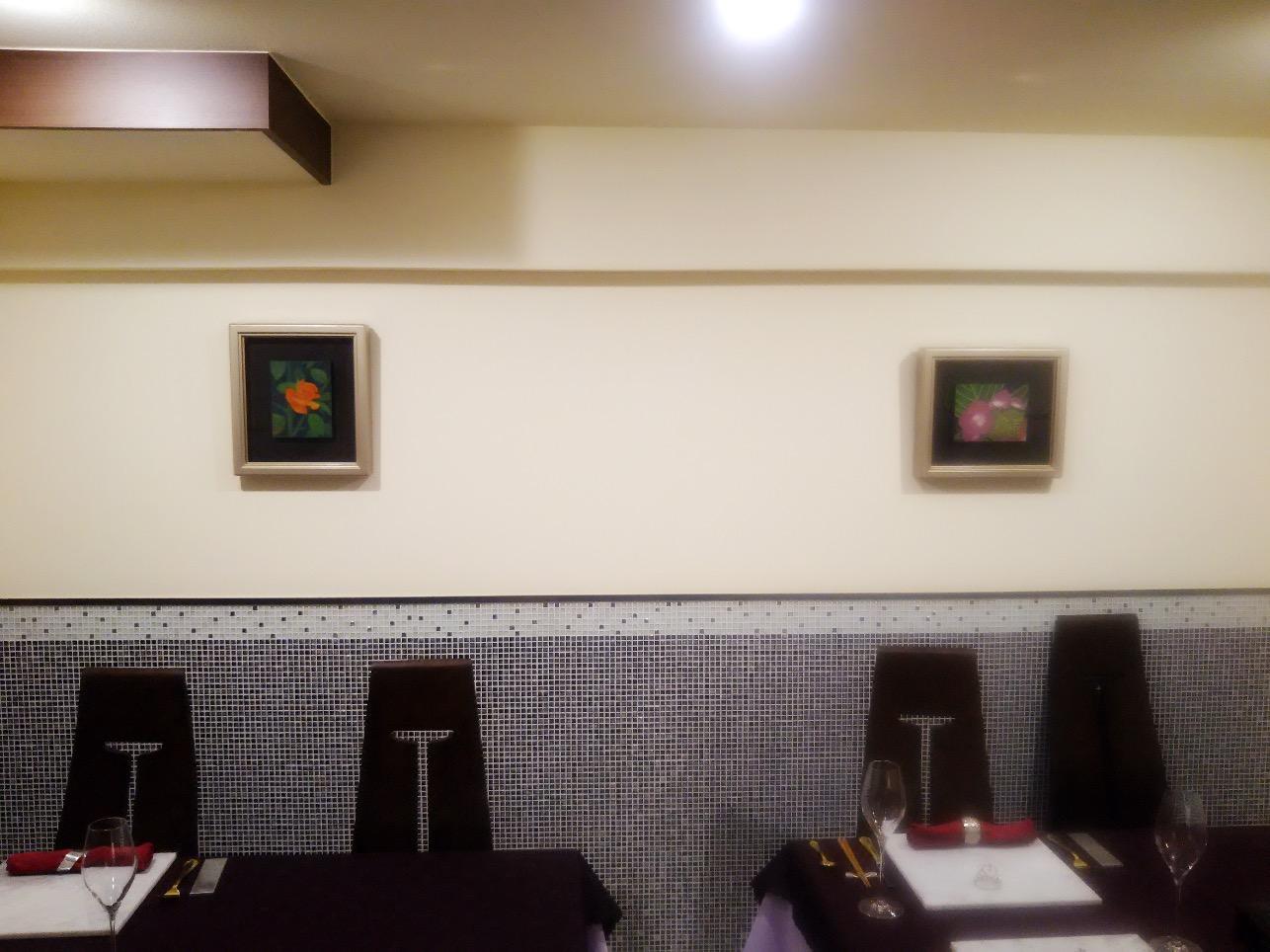 画廊レストラン